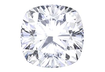 Cushion Shape Diamondo
